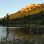 Fishing cabin rentals,Colorado